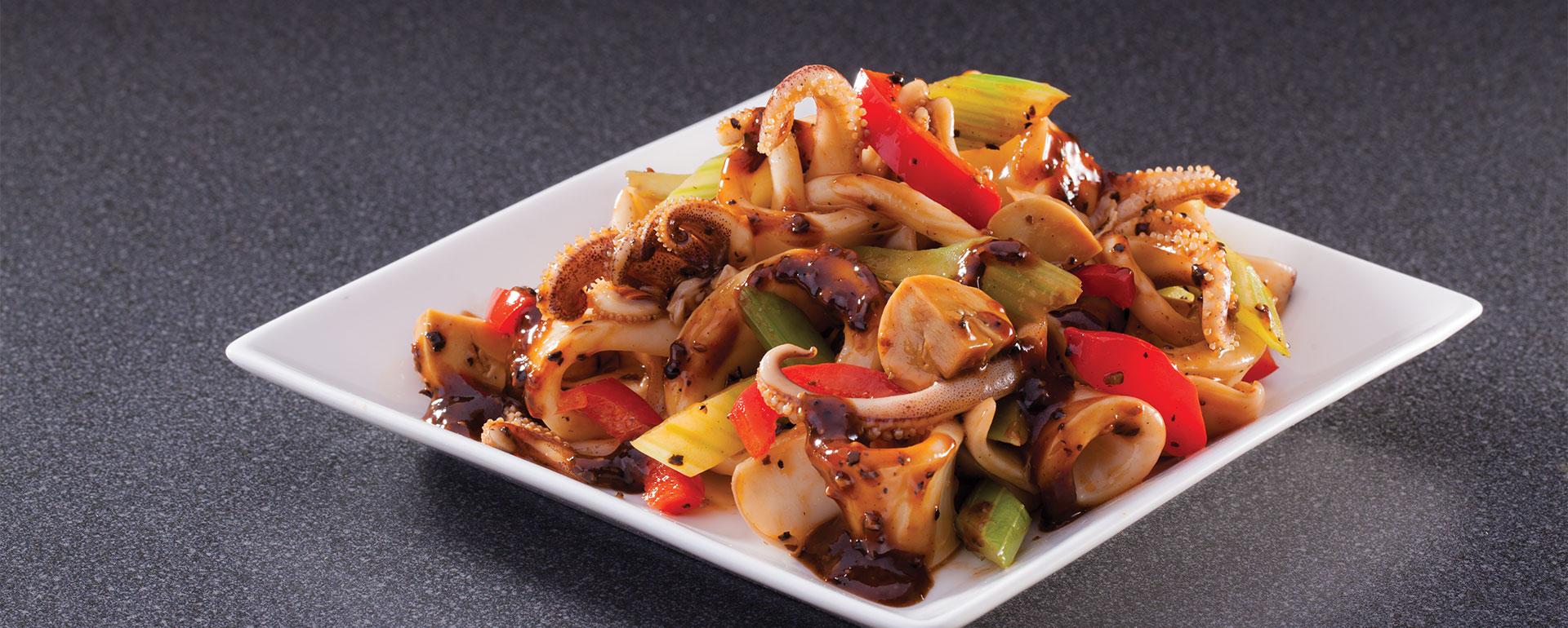 black-pepper-squid