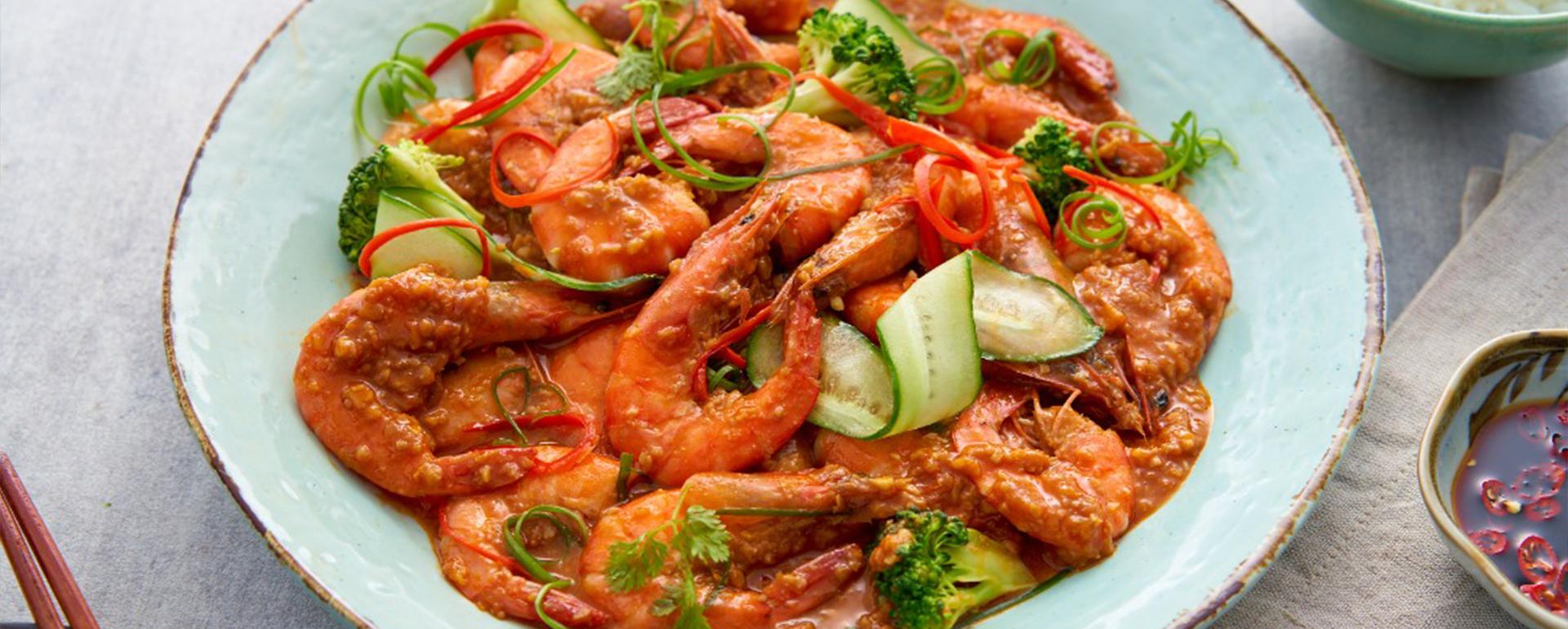 spicy-bean-paste-prawn