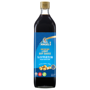 angel light soy sauce