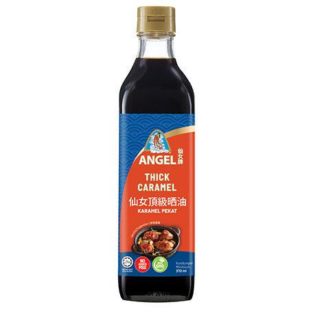 angel thick caramel 370
