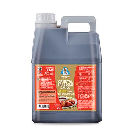 oriental bbq sauce 2l