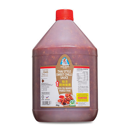 thai sweet chilli sauce 4kg